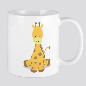 Baby Cartoon Giraffe Mug